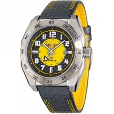 Sector Watch Man Only Time Race Gmt Collection Yellow