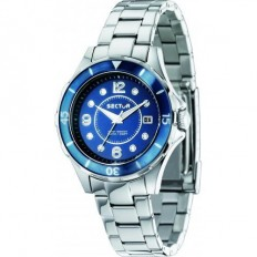 Sector Watch Woman Only Time 250 Collection Blue