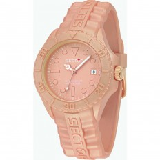 Sector Watch Unisex Only Time Sub Touch Collection Pink