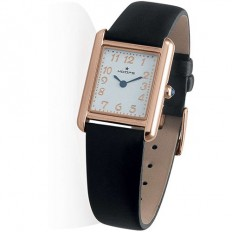 Hoops Women's Watch Only Time Prestige Collection Rosegold White