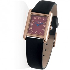 Hoops Women's Watch Only Time Prestige Collection Rosegold Bordeaux