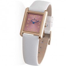 Hoops Women's Watch Only Time Prestige Collection Rosegold Pink