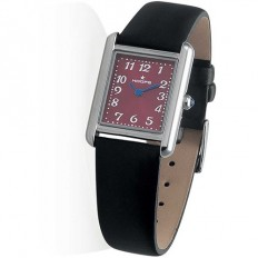 Hoops Women's Watch Only Time Prestige Collection Bordeaux