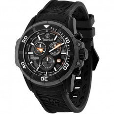 Timberland Watch Man Cronograph Franconia Collection Black
