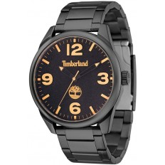 Timberland Watch Man Only Time Holliston Collection Black