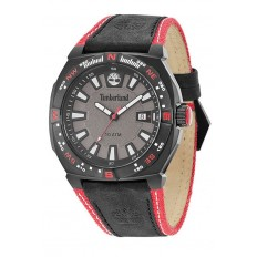 Timberland Watch Man Only Time Rindge Collection Black/Red