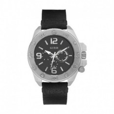 Guess Watch Men's Multifunction Viper Collection Black