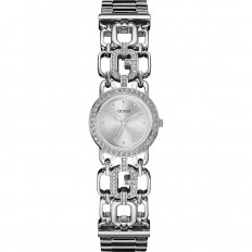 Guess Women's Watch Only Time Glamour Chain Collection