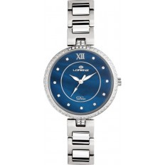Lorenz Women's Watch Only Time Blue Moon Collection Blue