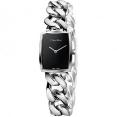 Calvin Klein Woman Only Time Amaze Collection Black