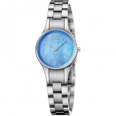 Calvin Klein Woman Only Time Simplicity Collection Light Blue