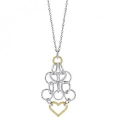 Morellato Necklace Woman Essenza Collection Heart Gold