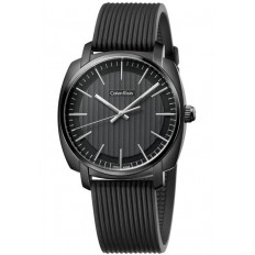 Calvin Klein Men's Watch Only Time Highline Collection