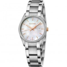 Calvin Klein Women's Only Time Alliance CollectionWhite