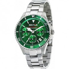 Sector Men's Watch Chronograph 230 Collection Green