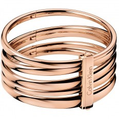 Calvin Klein Women's Bracelet Sumptuous Collection Rosegold