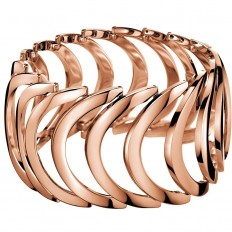Calvin Klein Women's Bracelet Body Collection Rosegold