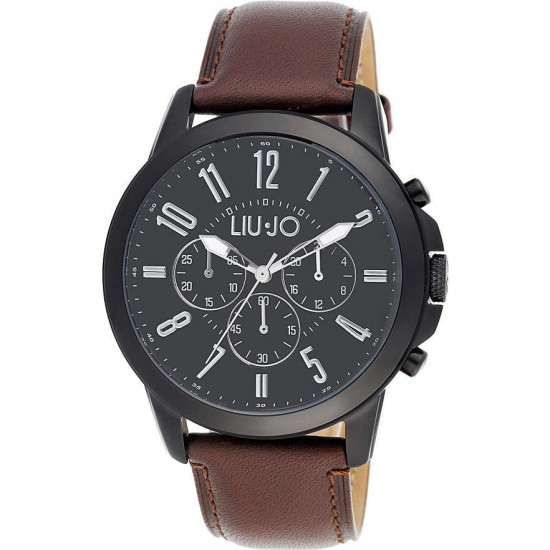 Liu Jo Chronograph Men's Watch Jet Collection