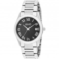 Liu Jo Watch Woman Only Time Romana Collection Silver/Black