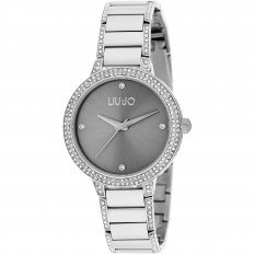Liu Jo Watch Woman Only Time Brilliant Collection Silver/Grey