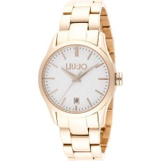 Liu Jo Women's Watch Only Time Tess Collection Gold