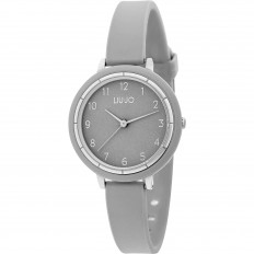 Liu Jo Women Watch Only Time Luxury Sporty Collection Grey
