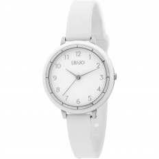 Liu Jo Women Watch Only Time Luxury Sporty Collection White