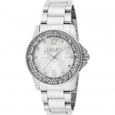 Liu Jo Watch Woman Only Time Dancing Collection Bianco Madreperla