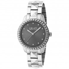Liu Jo Women Watch Only Time Spike Collection Grey