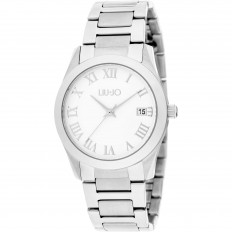 Liu Jo Watch Woman Only Time Romana Collection Silver/White