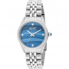 Liu Jo Watch Woman Only Time Tiny Collection Blue