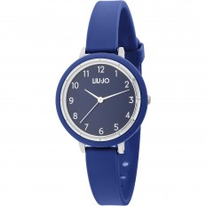 Liu Jo Women Watch Only Time Luxury Sporty Collection Blue
