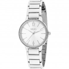 Liu Jo Watch Woman Only Time Circle Clair Collection Silver