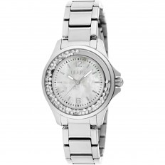 Liu Jo Watch Woman Only Time Mini Dancing Collection Bianco Madreperla