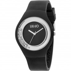Liu Jo Watch Woman Only Time Dancing Sport Collection Black