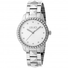 Liu Jo Women Watch Only Time Spike Collection White