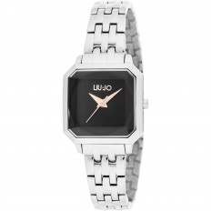 Liu Jo Watch Woman Only Time Corona Collection Black