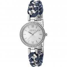 Liu Jo Women Watch Only Time Naira Collection Silver/Blue