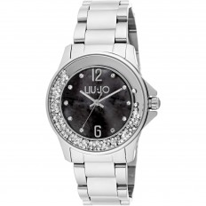 Liu Jo Watch Woman Only Time Dancing Collection Nero Madreperla