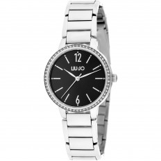Liu Jo Watch Woman Only Time Circle Clair Collection Black