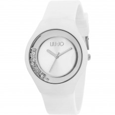 Liu Jo Watch Woman Only Time Dancing Sport Collection White