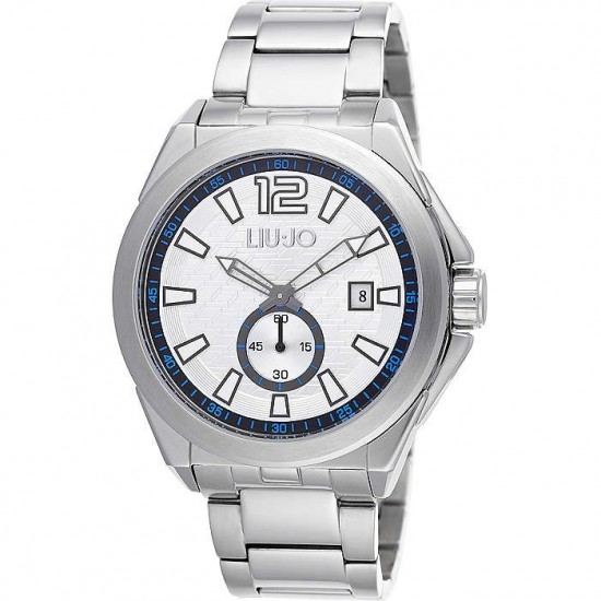 Liu Jo Men's Watch Only Time Temple Collection White TLJ959