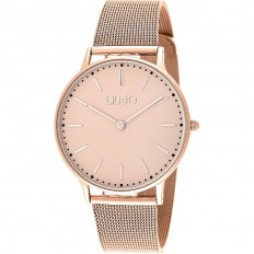 dc1152bd01ceb Liu Jo Watch Only Time Moonlight Collection Rosegold