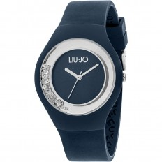 Liu Jo Watch Woman Only Time Dancing Sport Collection Blue