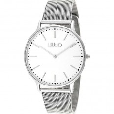 Liu Jo Watch Woman Only Time Moonlight Collection Silver