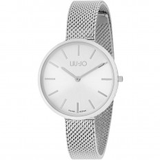 Liu Jo Watch Woman Only Time Glamour Collection Silver