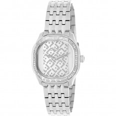 Liu Jo Watch Woman Only Time Trama Collection Silver