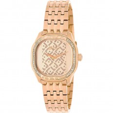 Liu Jo Watch Woman Only Time Trama Collection Rosegold