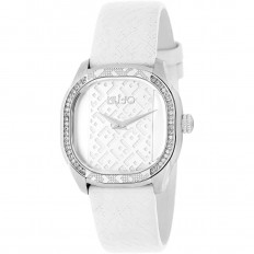 Liu Jo Watch Woman Only Time Trama Collection White
