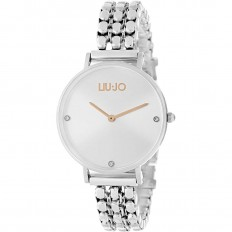 Liu Jo Watch Woman Only Time Framework Collection Silver